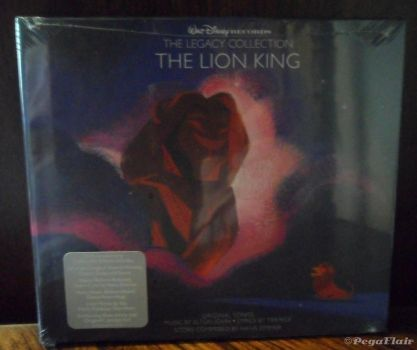 The Lion King: Legacy Collection by Pega-Flair