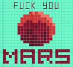 Fuck You Mars by lpanne