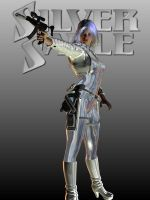 Silver Sable by ProphetX