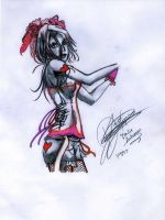 Emilie Autumn by Self-Righteouslx