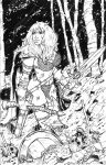 Red Sonja by BiggDave