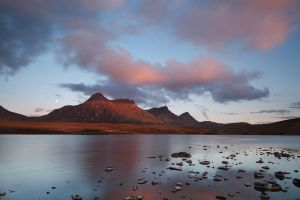 Ben Loyal Sunset by EvaMcDermott