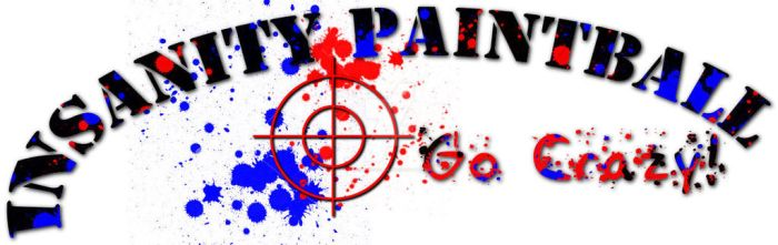 InsanityPaintball-LogoConcept2 by flutterbyefaery
