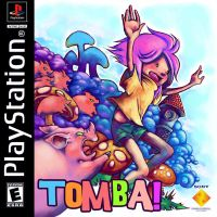 TOMBA - Cover re-design by RinTau