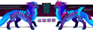 [Design] Surprise Palette Result : Neon Night by Solar-Paragon