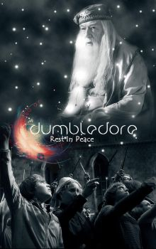 Dumbledore...Rest in Peace by laugranger