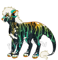 Paint Kiamara - Auction (closed) by pandoras-island