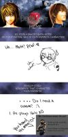 Death Note meme by Pawky-san