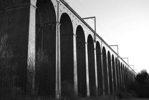 Digswell Viaduct by Puckmonkey