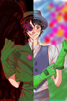 Commission Bookmarks: Once-ler by Doctor-Ita