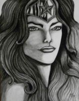 Diana of Themyscira by Comix-Chick