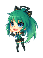 Chibi commie for iRenia-art by Quiss