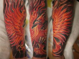 Firebird by Tomyslav