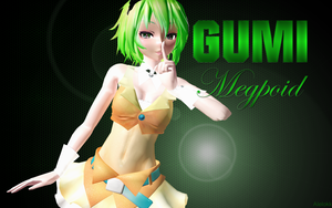 TDA Gumi Wallpaper by Alelokk