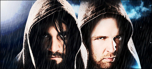 Dean Ambrose and Seth Rollins: Bonded By War by JeriKane