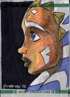 Ahsoka Tano by Fierymonk