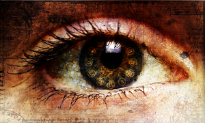 Eyes... The Time... by leewonka
