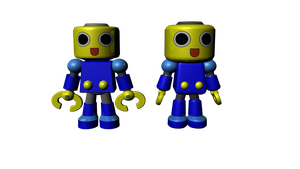 Servbot Comparison = Before and After by Random-Ninja