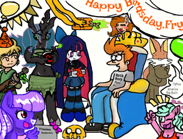 Birthday Blast by TheRealFry1