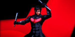 Nightwing Wallpaper by Animixter
