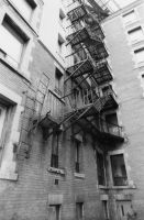 Fire Escape by saamhashemi