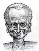 Ian McDiarmid as Chancellor Palpatine by Caricature80