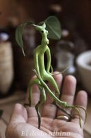 Bowtruckle captured! by dodoalbino
