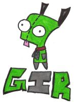 Gir, For Nuna by BetrayedAnguish