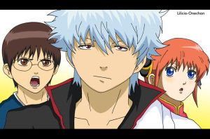 ++GINTAMA is back++ by Lilicia-Onechan