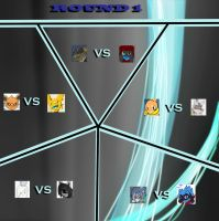POCT ROUND ONE MATCHUPS by ToaEnemis