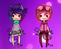 Persona Adopts -CLOSED- by HurpCentral