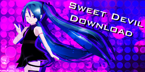 MMD LAT SWEET DEVIL DL by PotatoesLove