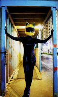 Celty Sturluson Cosplay by deadladybugs2