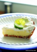 Homemade Key Lime Pie by Earthymoon