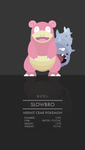 Slowbro by WEAPONIX