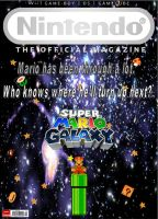 ONM mock cover - Mario Galaxy by Mario64Luigi