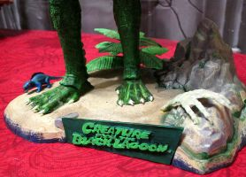 Moebius Model's  CREATURE FORM THE BLACK LAGOON 04 by EVysther