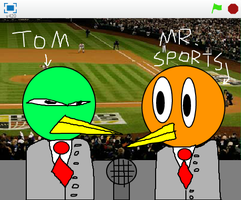 Birdbaseball (THE VIDEOGAME) by tentabrobpy