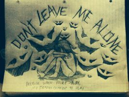 Don't Leave Me Alone by Ominaze