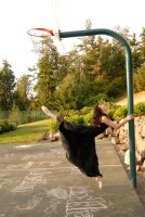 Ballerina in the park - 5 by Waldo-WasInMyCloset