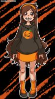 All Hallows' Mabel (No Blood) by S-Dash