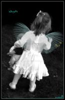 Wings4::Little Angel by luneves