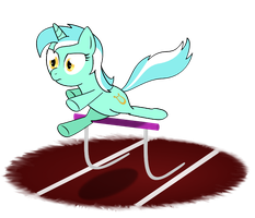 High Hurdles by TheRecliner27