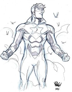 BOOSTER GOLD by Wieringo