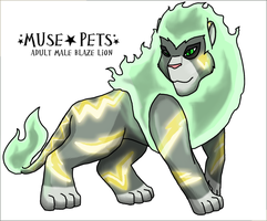 Dapplefeather - Tenka ii by Muse-Pets