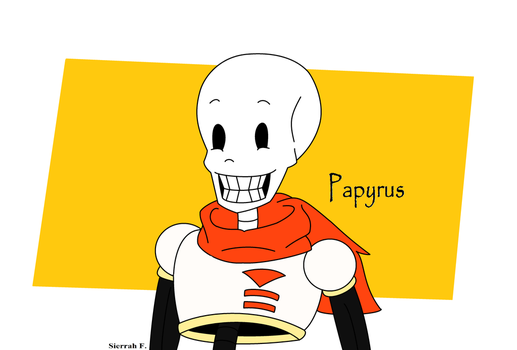 Papyrus by totaltomboy6236