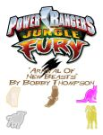 Jungle Fury Second Story Cover by OtakuDude83
