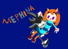 Mephina color by TheHedgehogMaria