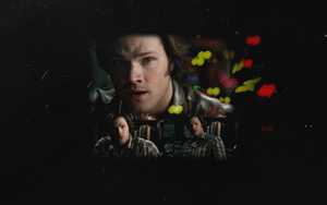 Sam Winchester by Tiekey