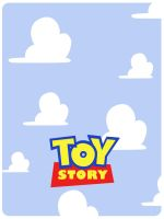 Toy Story Poster by Citron--Vert